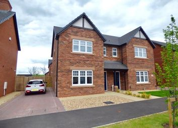 Thumbnail 3 bed semi-detached house for sale in Birchwood Way, Dumfries, Dumfries And Galloway