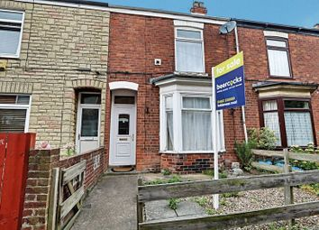 Thumbnail 2 bed terraced house for sale in Ivy Villas, Middleburg Street, Hull