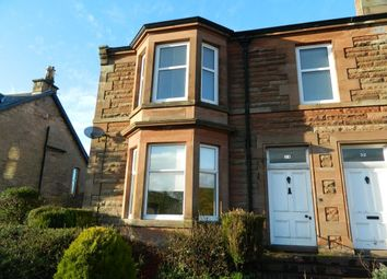 Thumbnail 1 bedroom flat for sale in Station Road, Carluke