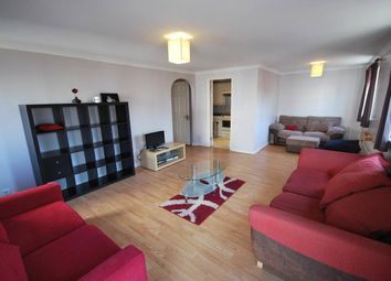 Thumbnail 1 bed flat to rent in Meridian Place, Canary Wharf, London