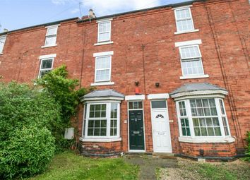 Thumbnail 3 bed town house for sale in Egypt Road, Nottingham