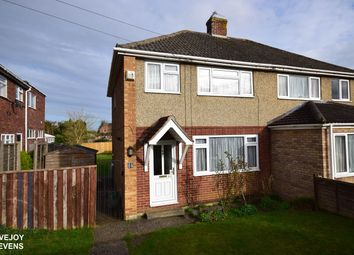 Thumbnail 3 bed semi-detached house for sale in Roman Way, Thatcham