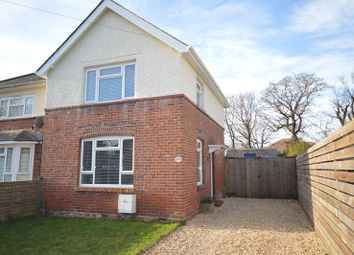 Thumbnail 3 bed semi-detached house for sale in Rivers Reach, Queen Katherine Road, Lymington