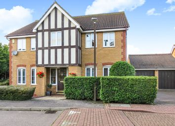 4 bed detached house for sale in Stagshaw Grove, Emerson Valley, Milton Keynes MK4