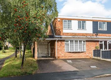 2 bed semi-detached house for sale in Woburn Drive, Off Chatsworth Road, Halesowen, West Midlands B62