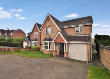 Thumbnail 4 bed detached house to rent in Columbine Road, Hamilton, Leicester