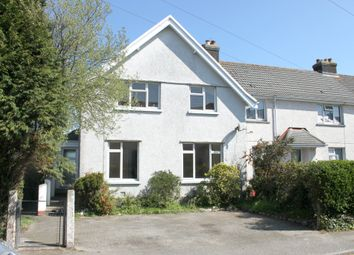 Thumbnail 4 bed semi-detached house to rent in Glasney Road, Falmouth