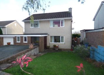 Thumbnail 4 bed detached house for sale in Stad Bryn Golau, Tynygongl, Benllech, Anglesey