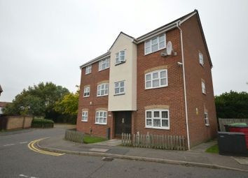 Thumbnail 1 bed flat for sale in Webbscroft Road, Dagenham, Essex