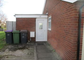 Thumbnail 2 bed bungalow to rent in Regent Drive, Telford, Shropshire