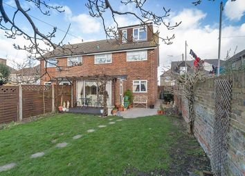 Thumbnail 4 bedroom semi-detached house for sale in Barrow Green, Teynham, Sittingbourne