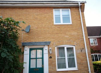 Thumbnail 2 bed semi-detached house to rent in Mill Road, Beccles