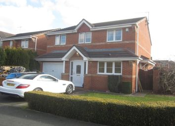 Thumbnail 4 bed detached house for sale in Thorn Tree Drive, Leighton, Crewe