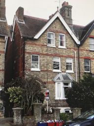 Thumbnail 1 bed flat to rent in Old Dover Road, Canterbury