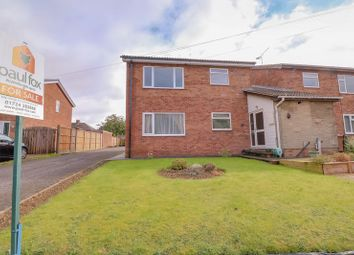 Thumbnail 2 bed flat for sale in Ridgewood Drive, Burton Upon Stather, Scunthorpe