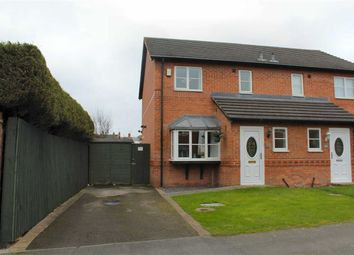 Thumbnail 3 bed semi-detached house for sale in Potters Way, Buckley, Flintshire