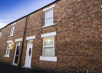 Thumbnail 2 bed terraced house for sale in Elm Street, Stanley, Durham
