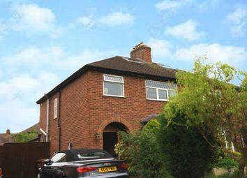 Thumbnail 3 bed semi-detached house to rent in Shrewbridge Road, Nantwich
