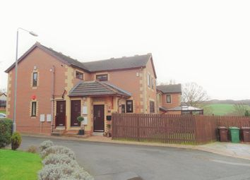 Thumbnail 2 bed semi-detached house for sale in Oakhall Park, Crigglestone, Wakefield