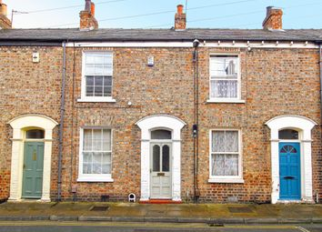 Thumbnail 2 bed terraced house for sale in Fairfax Street, York, North Yorkshire