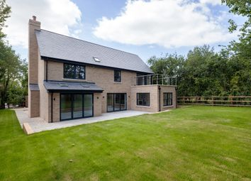 Thumbnail 5 bedroom detached house for sale in Hardwick Road, Toft, Cambridge