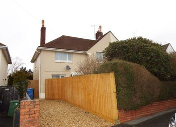 Thumbnail 4 bedroom semi-detached house for sale in Kenyon Road, Poole