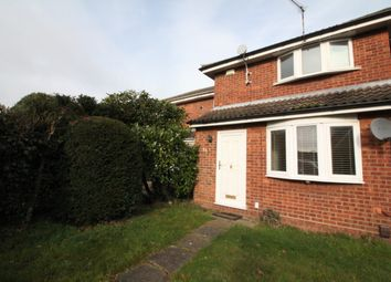Thumbnail 2 bed terraced house to rent in Brayfields Way, Norwich