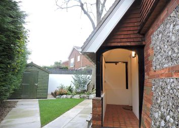 Thumbnail 3 bedroom semi-detached house to rent in Woodlands, Hove