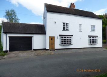 Thumbnail 4 bed cottage to rent in Old Post Office The Green, Drayton Bassett, Tamworth