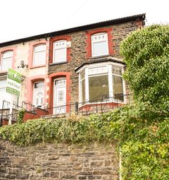 Thumbnail 4 bed end terrace house to rent in Aberrhondda Road, Porth