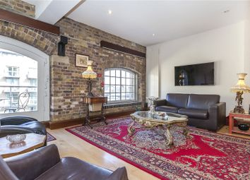 Thumbnail 2 bed barn conversion for sale in New Concordia Wharf, Mill Street, London