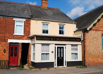 Thumbnail 4 bed terraced house for sale in Terrington St. Clement, King's Lynn