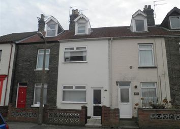 Thumbnail 3 bed property to rent in Hervey Street, Lowestoft