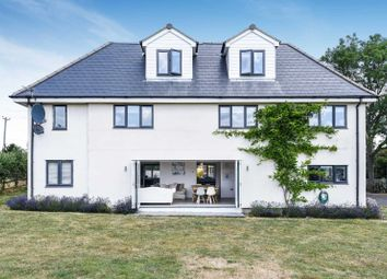 Thumbnail 6 bed detached house for sale in Church Road, Rudgeway, Bristol