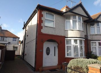 Thumbnail Property for sale in Terence Avenue, Rhyl, Denbighshire