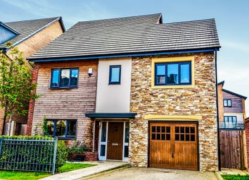 Thumbnail 4 bed detached house for sale in Beluga Close, Peterborough