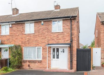 Thumbnail 2 bed end terrace house for sale in Arlescote Road, Solihull, West Midlands
