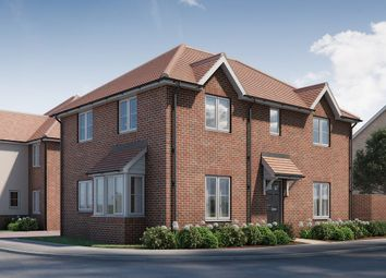 Thumbnail 4 bed detached house for sale in The Fernwood, Tavistock Place, Bedford