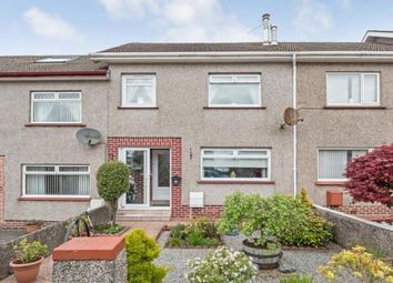 Thumbnail 3 bed terraced house for sale in Millburn Gardens, Largs, North Ayrshire, Scotland