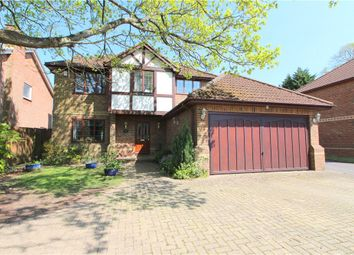 Thumbnail 4 bed detached house for sale in West Parley, Ferndown, Dorset