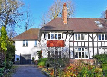 Thumbnail 4 bed detached house to rent in Stumperlowe Crescent Road, Fulwood, Sheffield