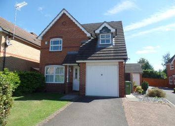 Thumbnail 3 bed detached house to rent in Willow Holt, Hampton Hargate, Peterborough
