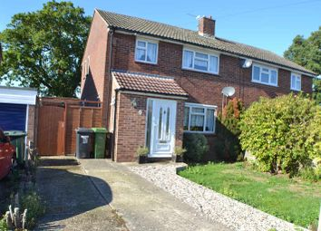Thumbnail 3 bed semi-detached house for sale in Beech Walk, Thatcham
