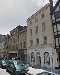 Thumbnail 6 bed flat to rent in High Street, Bristol