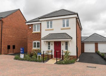 "Thumbnail 3 bed detached house for sale in ""Pebworth"" at Lowbrook Lane, Tidbury Green, Solihull"