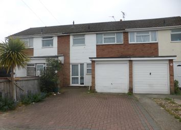 Thumbnail 4 bed terraced house to rent in Knox Road, Clacton-On-Sea