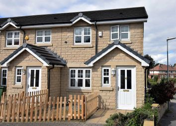 Thumbnail 3 bed semi-detached house for sale in Greenfield View, Batley