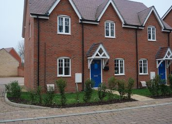 Thumbnail 1 bed flat for sale in Fox Lane, Wantage, Oxfordshire