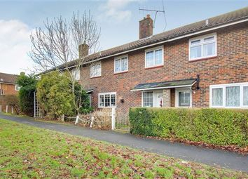 Thumbnail 3 bed terraced house for sale in Kidborough Road, Gossops Green, Crawley