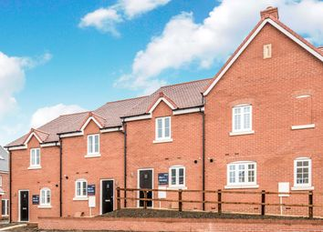 Thumbnail 2 bed semi-detached house for sale in Henlow Grove, Shortstown